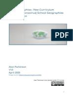 New PC Geographies (Post Coronavirus)