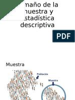 Tamaño de la muestra y estadística descriptiva.pptx