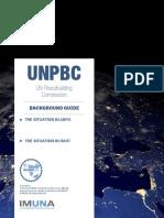 NHSMUN 2017 - UNPBC