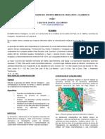 ARTICULO CIENTIFICO_GEOLOGÍA Y METALOGENIA DMH.docx