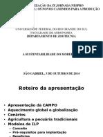 Integração Lavoura Pecuaria Floresta - ILPF