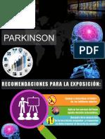 PRESENTACION EL PARKINSON
