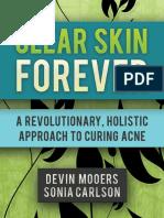 Clear Skin Forever v2.0 - Sneak Peek