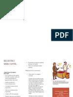 folleto legislacion
