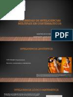 Diversidad de Inteligencias Múltiples en guatemaltecos