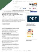 Impuesto al espectaculo en Paraguay