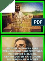 01-Cinco Chaves Para Evangelismo-Mark Finley