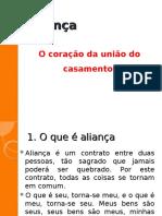 1- A Aliança