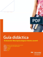 Guía Didáctica Evaluación Neuropsicológica Infanto-Juvenil 2