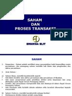 2 Saham Dan Proses Transaksi