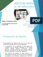 T2.2 Presupuesto de ventas_ Ingresos