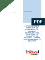Especificaciones técnicas Los Parques modificado.docx