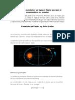 el movimiento planetario y las leyes de Kepler que rigen el movimiento de los planetas (1).docx