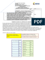 TALLER DE REFUERZO PRIMER PERIODO QUIMICA 11° D2 2020