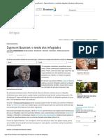 Zygmunt Bauman - Zygmunt Bauman_ o medo dos refugiados _ Fronteiras do Pensamento