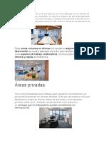 Las Zonas de Descanso en La Oficina Cada Vez Son Más Habituales en Los Diseños de Las Nuevas Oficinas de Las Compañías