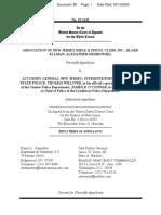 ANJRPC v Grewal Reply Brief of Appellants
