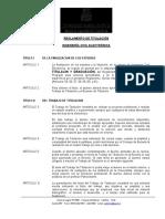REGLAMENTOTITULACIÓN(MODIFICADO13.09.18.)