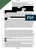 Declassified Horowitz Footnotes