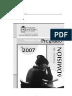 Examen I - 2007