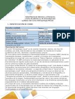 Syllabus del curso Antropología Visual (1)