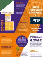 NUEVA ESTRUCTURA DEMOGRÁFICA Y FAMILIAR DANIEL SILVA MARIA FERNANDA FLOREZ