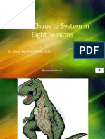 From Chaos to System in Eight Sessions-1