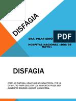 DISFAGIA 2019
