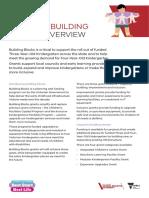 Capacity Building Overview Factsheet