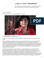 Marilena Chaui Novo Totalitarismo