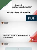 Modulo RCM Mantenimiento Centrado en Confiabilidad (1)