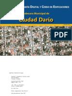 Ciudad Darío censos 2017