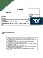 Examen- mantenimiento-2-2019