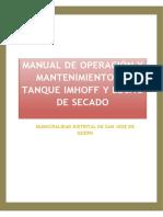 Manual Tanque i Mh Off