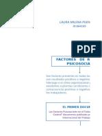 Mapa conceptual riesgos psicologicos
