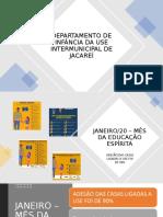 DEPARTAMENTO DE INFÂNCIA DA USE INTERMUNICIPAL DE JACAREÍ