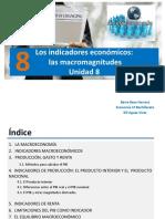 Unidad 8 Macromagnitudes Economía-1ºbachillerato