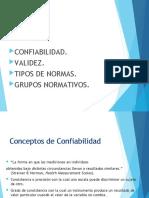 confia,validez y normas (1).ppt