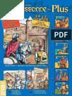 Reglas de Carcassonne Plus en español (completo incluyendo 9 expansiones)