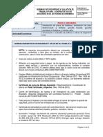 13. NORMAS GENERALES DE SEGURIDAD PISOS