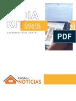 Casa de Noticias Mídia Kit 2020