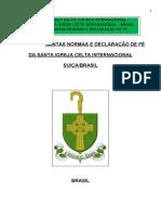 SANTAS NORMAS da SICI 2019atualizada