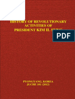 Revolutionary Acts of Kim Il-sung