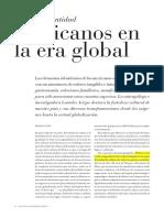 Arizpe Lourdes. Mexicanos en lo global.pdf
