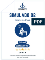 Simulado 2 Básico [PRIMEIRA FASE]