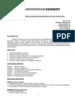 programa de metodos y resolucion de conflictos