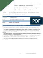 ASPECTOS ECONOIMICOS Y FINANCIEROS DE LA CONSTRUCCION