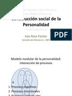 Construcción social de la Personalidad