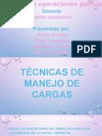 DIAPOSITIVAS DE CARGAS