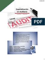 PGDS - Auditoria Financiera